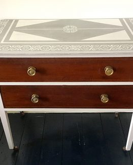 Two draw chest